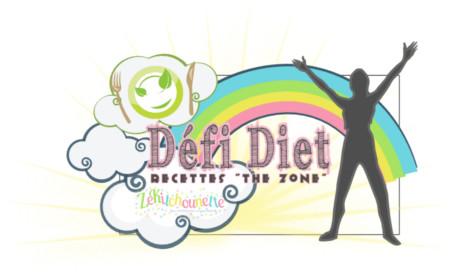defi diet zekitchounette