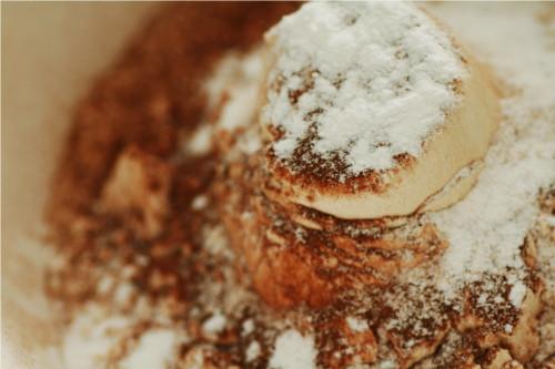 farine et épices