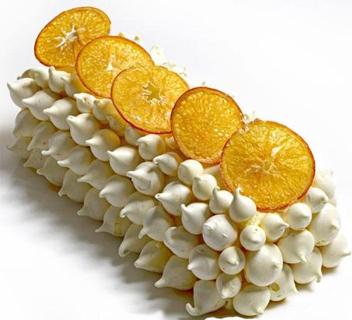 buche meringue