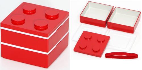 bento lego lunch box