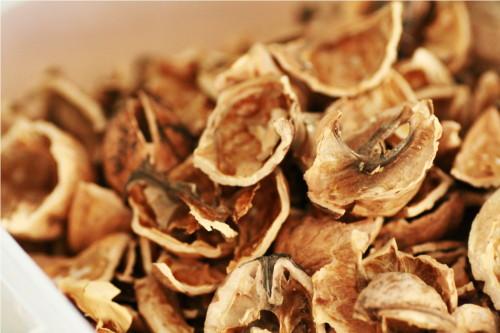coquilles de noix