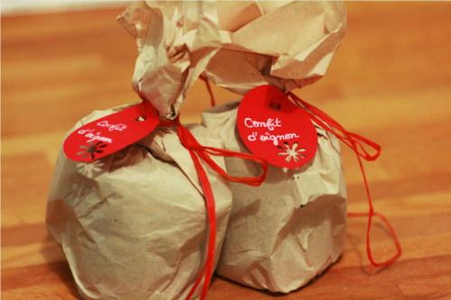 confit oignon cadeau gourmand
