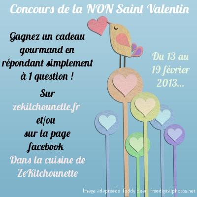 saint valentin concours