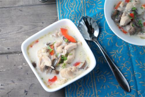 soupe thai paleo