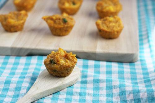 cakes muffins quinoa paleo