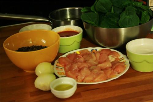 ingrédients soupe espagnole