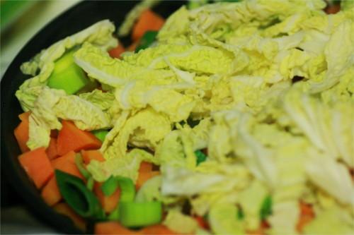 poelee légumes paléo