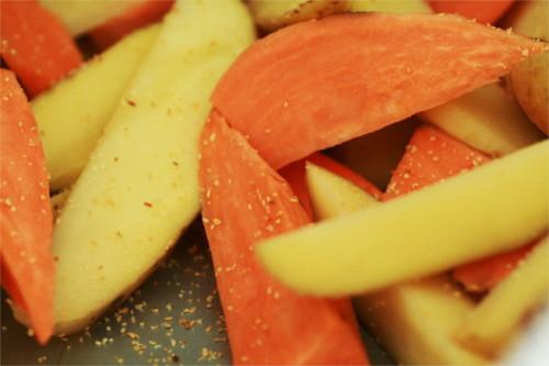 potatoes ail