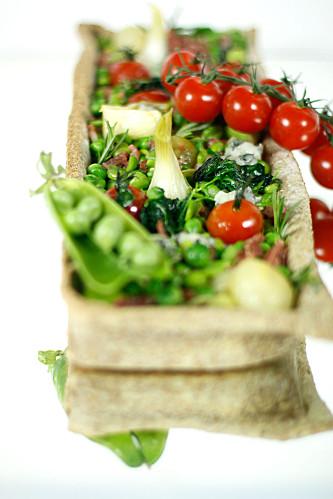 tarte-aux-legumes rustique