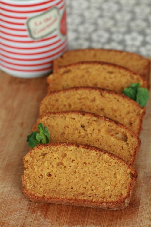 cake à la mangue version Jean Sulpice