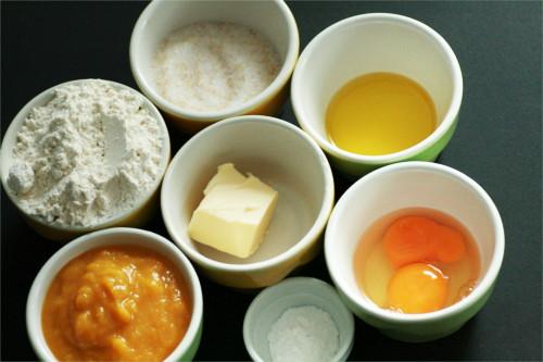 ingrédients pour cake à la mangue