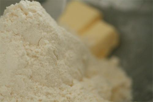farine, beurre